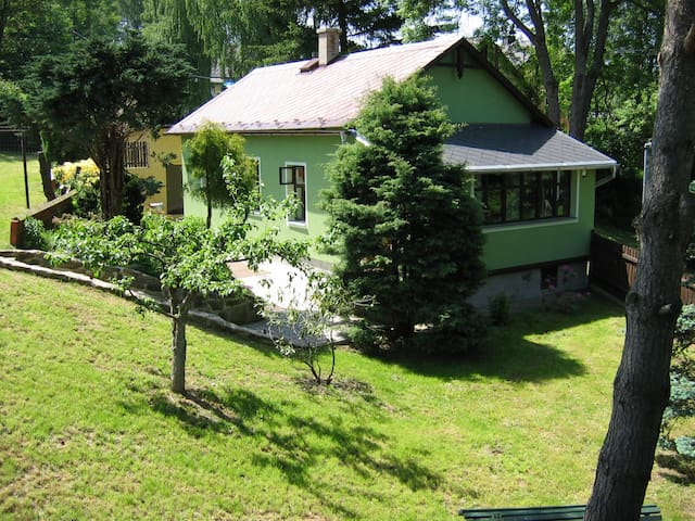 Fidler Cottage - Hošťka - House