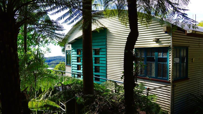 Contemporary Rainforest Retreat  - Springbrook - Casa