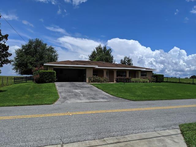 Duval Island Farm House
