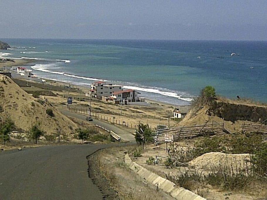 Carretera a Santa Marianita