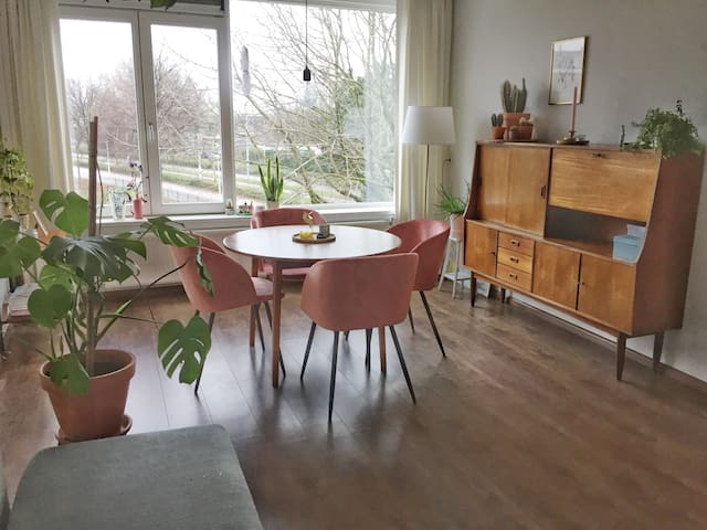 Cosy and comfortable apartment in Rotterdam-Noord