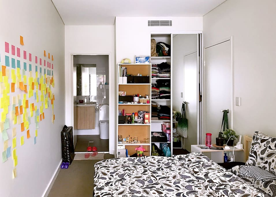 Rent Master Room In Wolli Creek