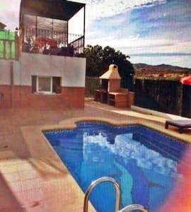 Bonita casa en Los Gallardos, junto a Mojácar - Los Gallardos - Haus