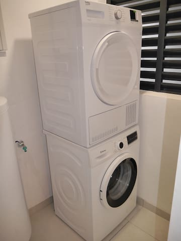 Utility room (washing machine/drier)
