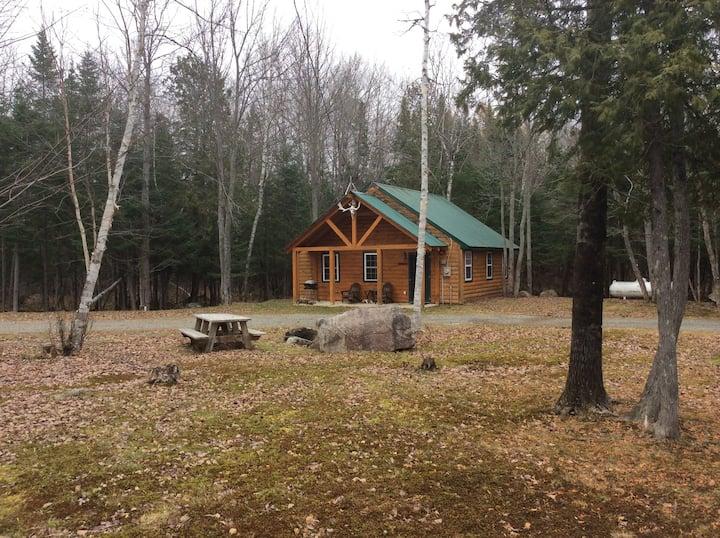 Cabin on Birch st
