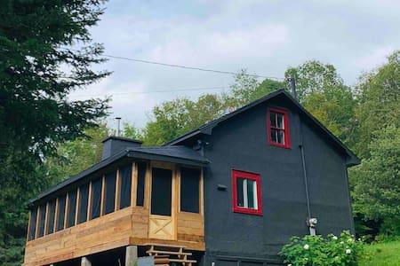 Back country lodge - acces Privé Lac Archambault