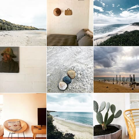 La Shack, Port Willunga - perfect location & style
