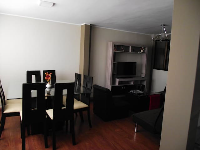 Departamento Amoblado V&B / Furnished apartment
