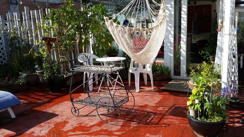 TIPO HOTEL, LOFT /Green Roof. Nuevo - プエブラ - ロフト