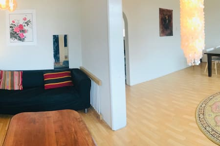 fully furnished 2 bedrooms apartment in quiet area
