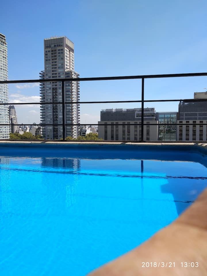 Apart-Duplex-loft,Palermo Soho