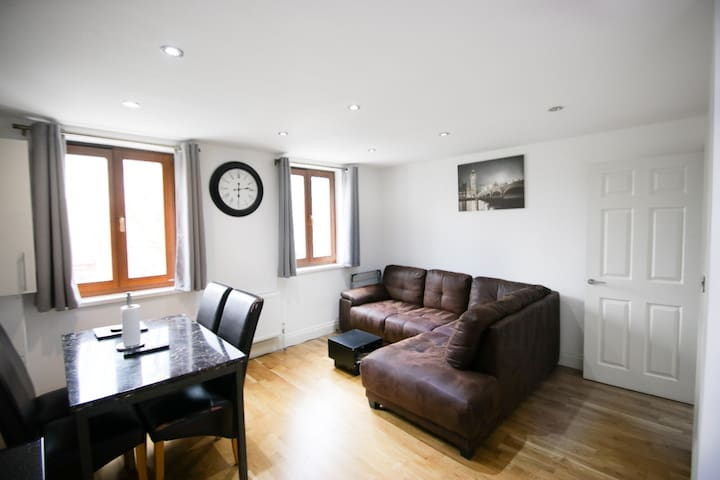 1-Bed Apartment in - E1