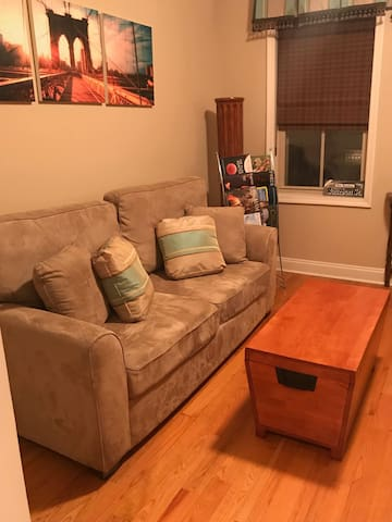 TV Room - Sofa Bed