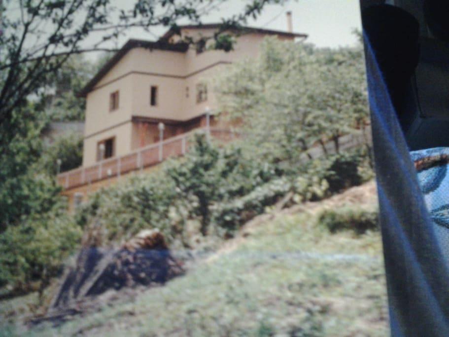 Casa esterno