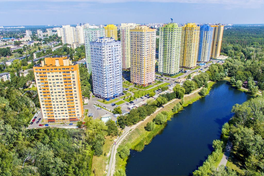 complex park lakes