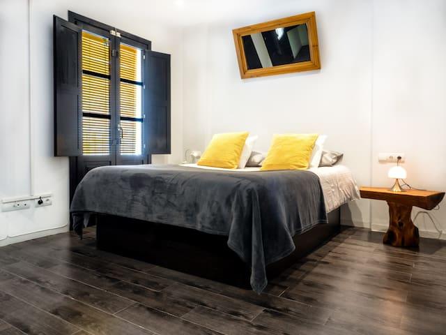 Suite Verd Apartment Bedroom