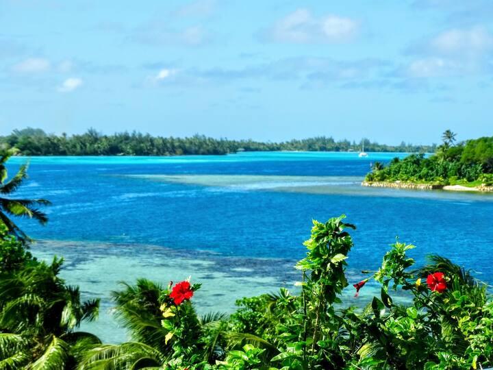 HUAHINE - Blue Lagoon Fare