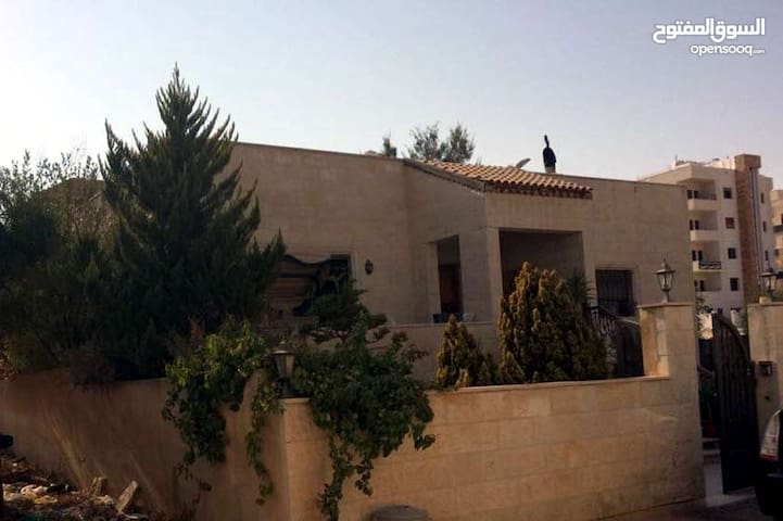 Haddad's Apartment - Madaba😊