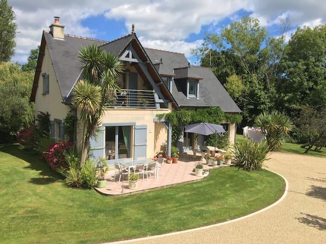 Maison Vacances Montebourg Normandie 8 personnes