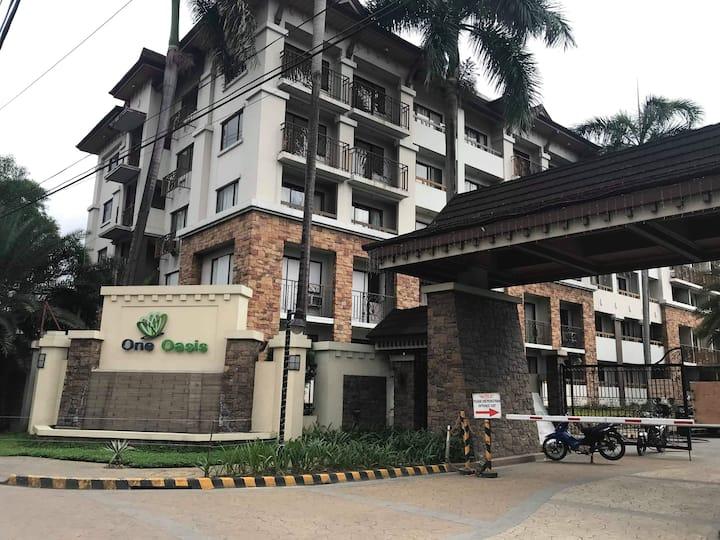 Resort-type condominium living!