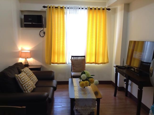 Fully Furnished 2BR Condominium - Marikina City - Dom