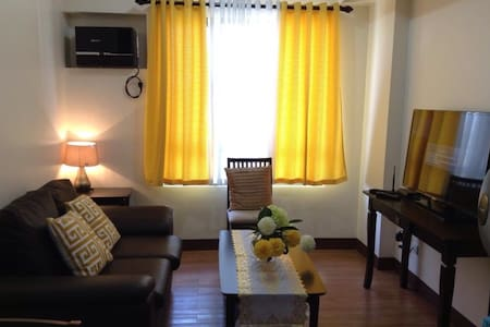 Fully Furnished 2BR Condominium - Marikina City - Ev