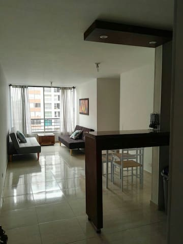 Nice and great location apartment