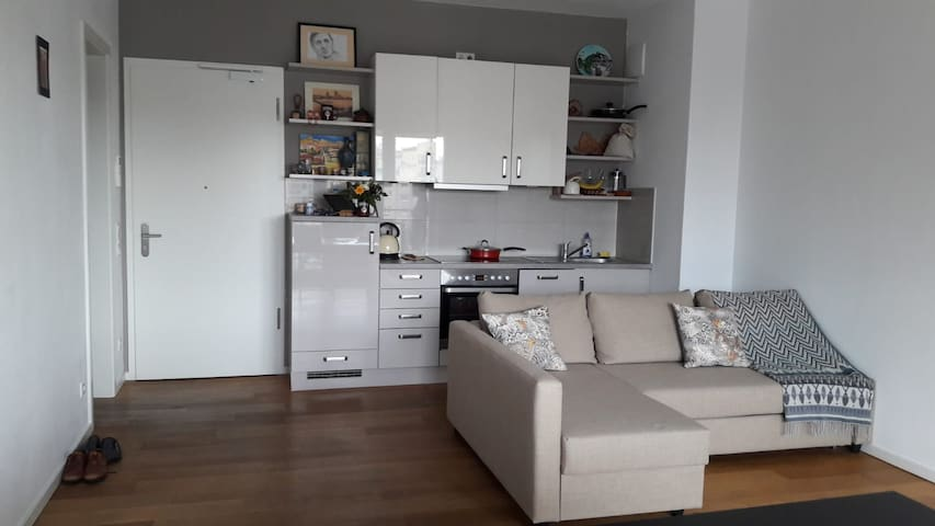 Two Room Amazing Apartment at City Center