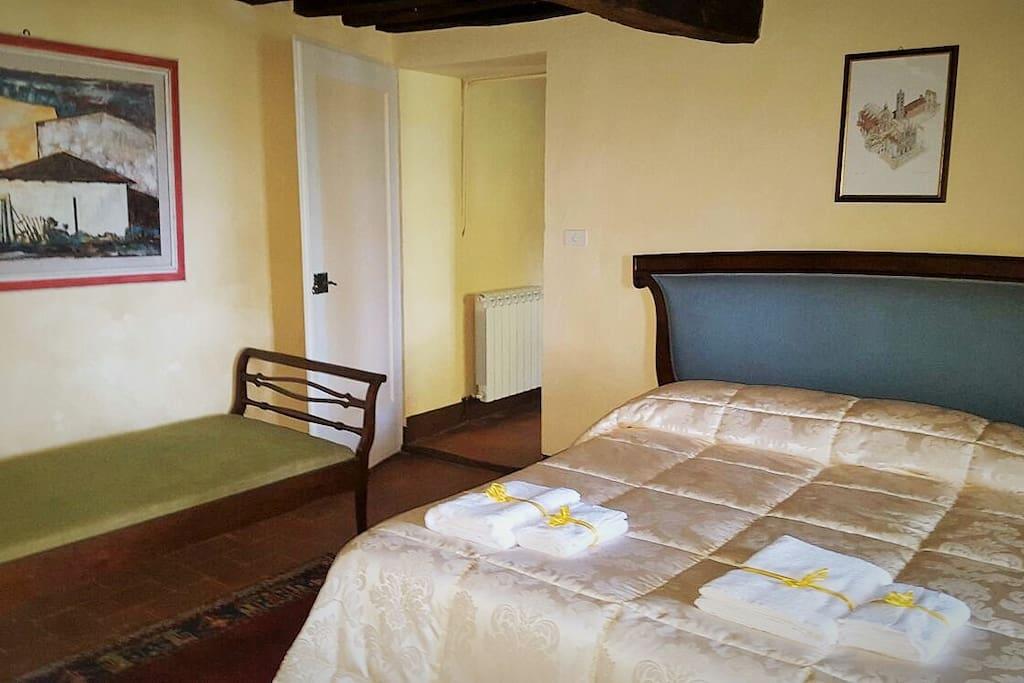 Palazzo Tombesi Trecci - Bedroom Villino