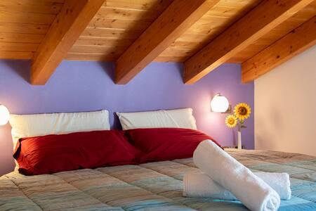 Mansarda finemente arredata (Romantic Home)