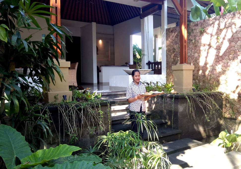Enjoy your stay ... Let us become your host in Bali