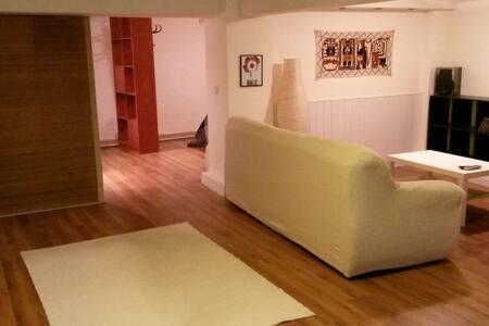 Loft sotano, parte vieja hondarribi - Hondarribia - Loft