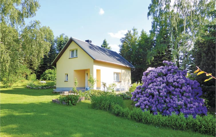 Holiday cottage with 2 bedrooms on 60m² in Auerbach/Schnarrtanne