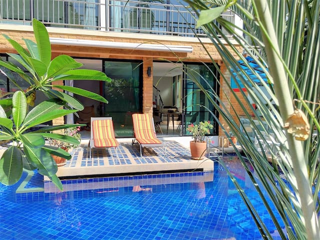 4Poolvillas Villa 4 Wong Amat Beach Naklua Pattaya - Pattaya City