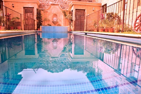 Gorgeous Home w/pool (FREE NIGHT) - Casa San Juan - Antigua Guatemala - House