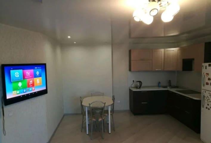 我租了一间一个房间的公寓