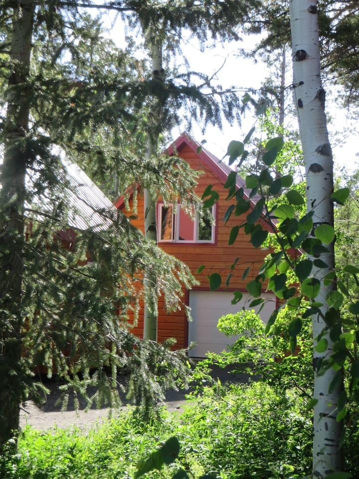 East Glacier Park Village furnished room