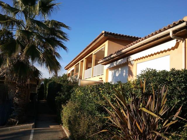 bay of AJAVCCIO ; duplex apartment Agosta