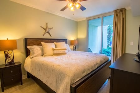 Waterscape C205 - Designer Remodeled - Ground Level Walk Out to Water Oasis.Wow! - Okaloosa Island - Egyéb