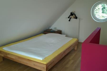 Modern eingerichtetes Gästehäuschen nahe Osnabrück - Ostercappeln