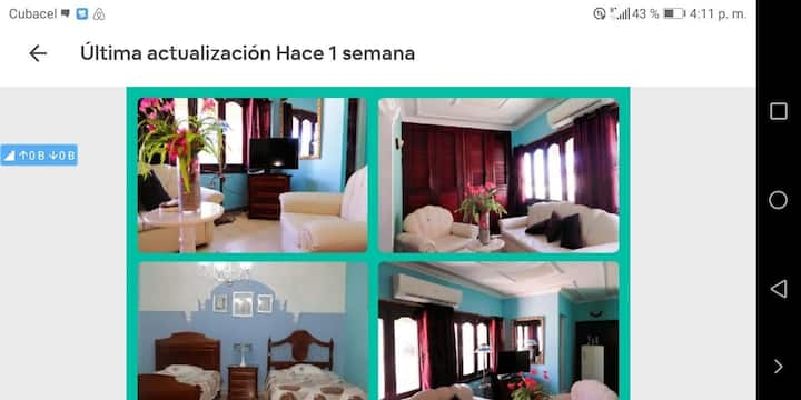 Hostal boulevard (family doble suites)