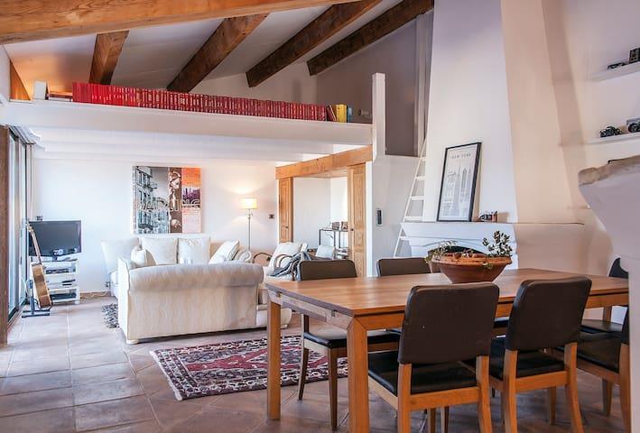 Njut under korkeken! - La Garde-Freinet - Casa