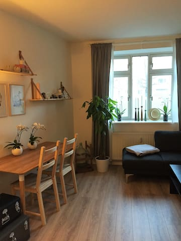 2-level newly restored apartment - Frederiksberg - Departamento