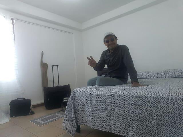 La calidad de nuestras camas, invitan a relajarse !!