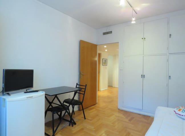 Habitación doble en Palermo/las cañitas