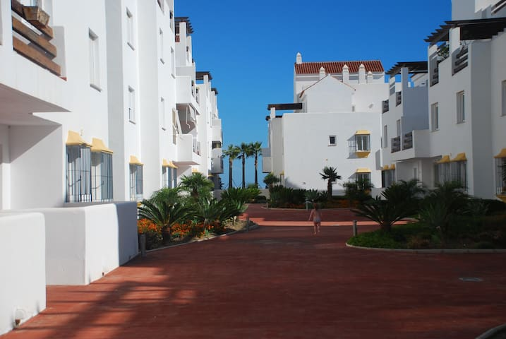 Family apartment near Estepona