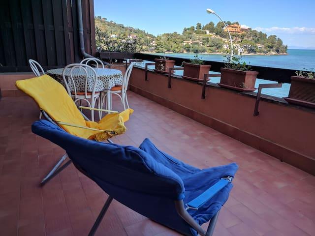 Mare senza Pensieri - Porto Santo Stefano - Apartamento