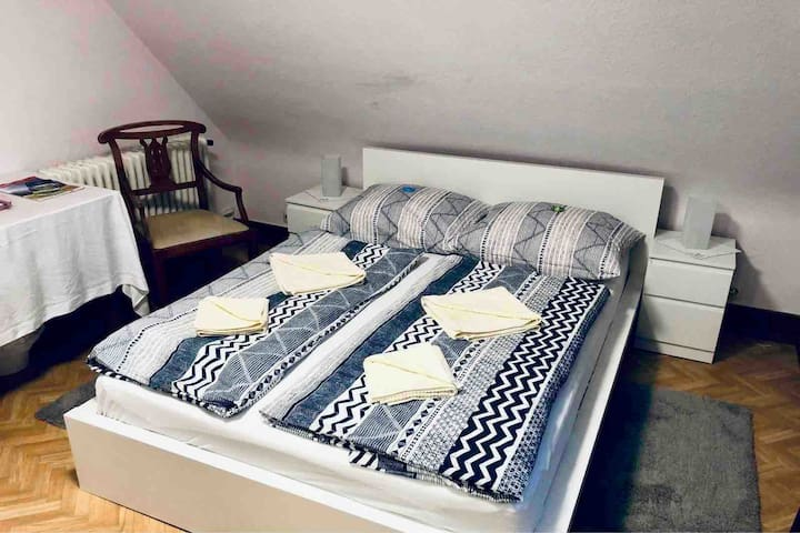 Titisee-cosy room close to the lake and city