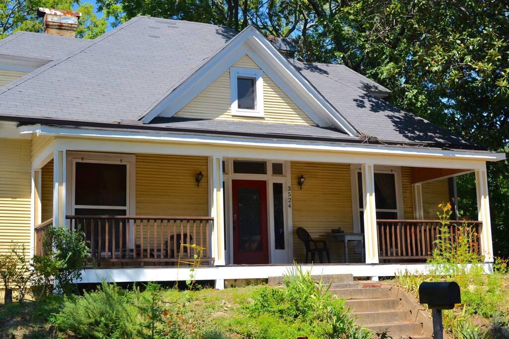 Mcgrady house historic avondale neighborhood maisons for Avondale park homes