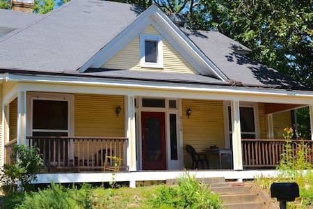 McGrady House—Historic Avondale neighborhood - Birmingham - House
